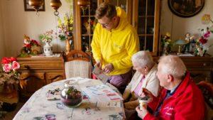 Beratung Pflegedienst mit Herz und Hand