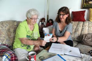 Pflegedienst mit Herz und Hand