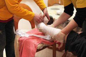 Pflegedienst mit Herz & Hand